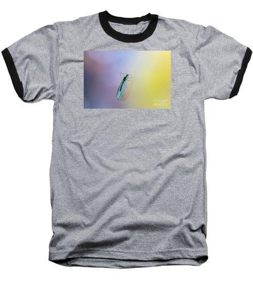 Lace Beauty Baseball T-Shirt by Jivko Nakev