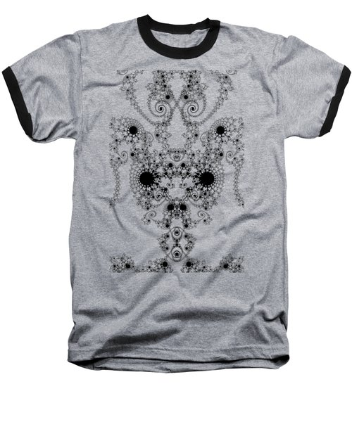 Lace Baseball T-Shirt by Steve Purnell