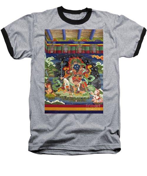 Baseball T-Shirt featuring the photograph Ladakh_17-8 by Craig Lovell
