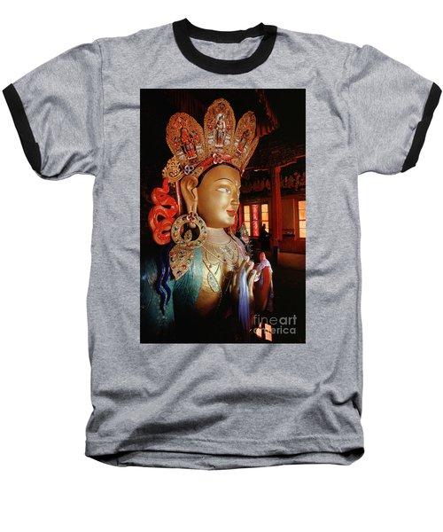Ladakh_41-2 Baseball T-Shirt by Craig Lovell