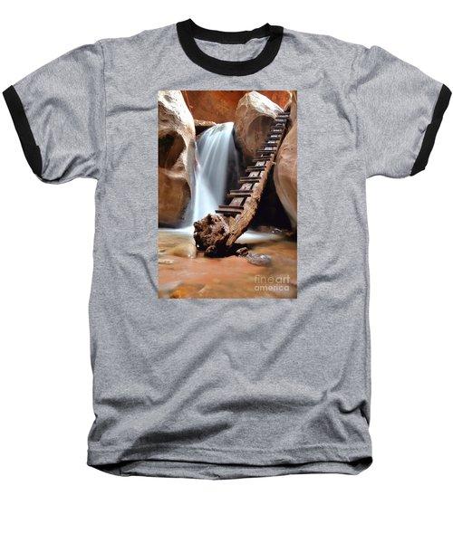 Ladder To Beyond Baseball T-Shirt