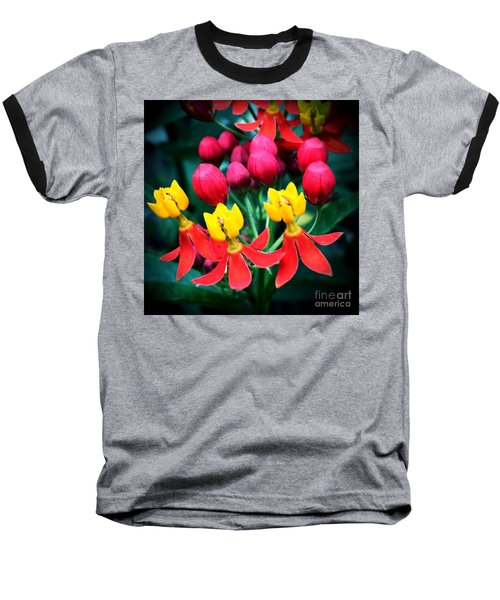 Ladies In Waiting Baseball T-Shirt
