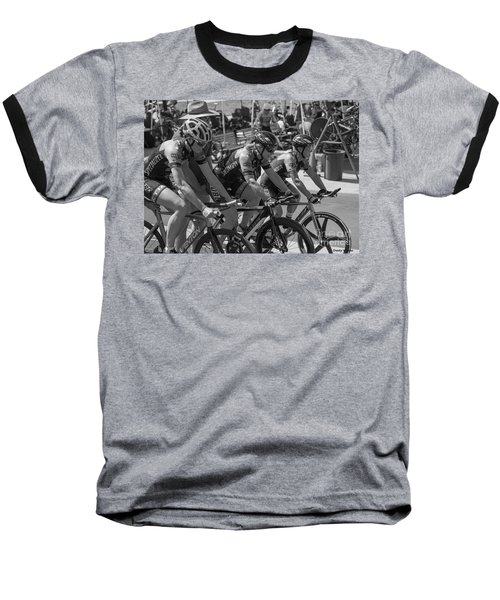 Ladies Team Pursuit Baseball T-Shirt