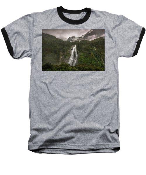 Lady Bowen Falls Baseball T-Shirt