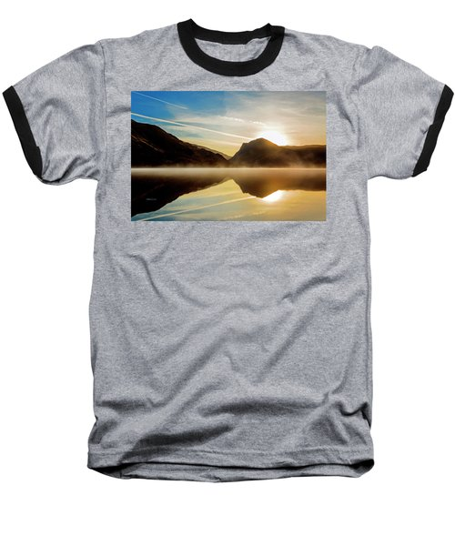 Lady In The Lake Baseball T-Shirt
