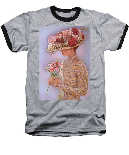 Lady Jessica Baseball T-Shirt