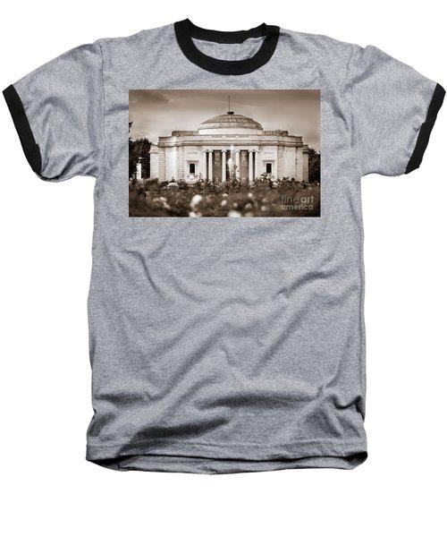 Lady Lever Art Gallery Baseball T-Shirt