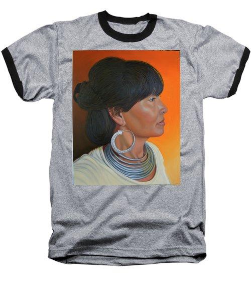 Lady Of Sapa Baseball T-Shirt