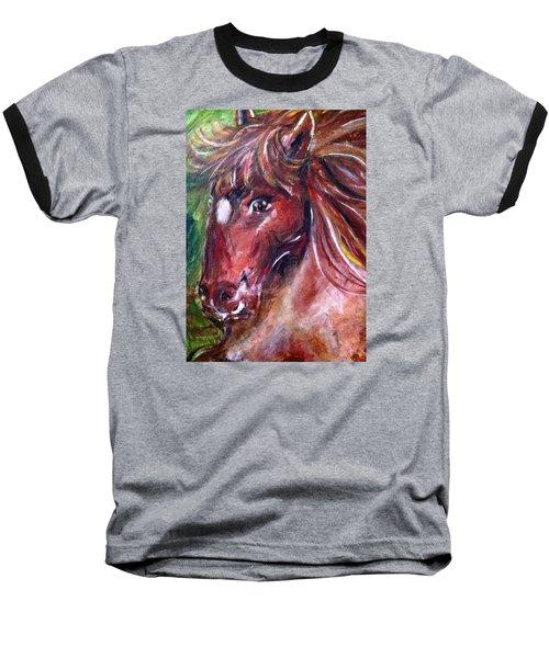Lady Baseball T-Shirt