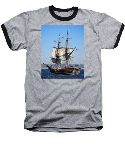 Lady Washington I Baseball T-Shirt