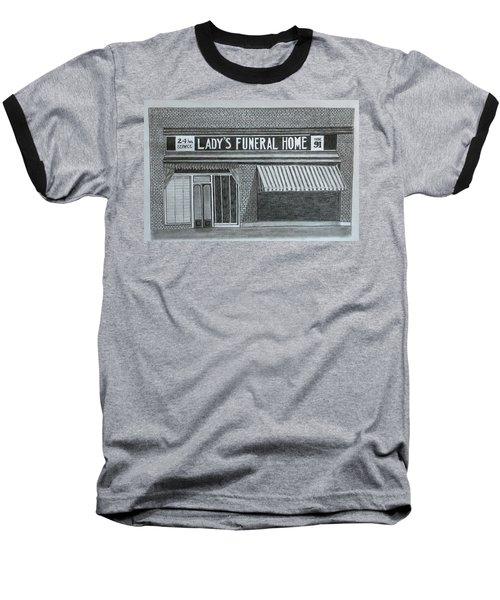 Lady's 1934 Baseball T-Shirt by Tony Clark
