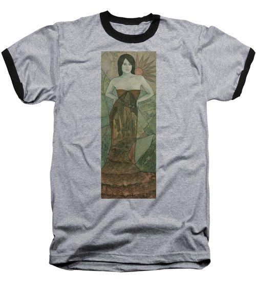 Laelia Baseball T-Shirt by Steve Mitchell