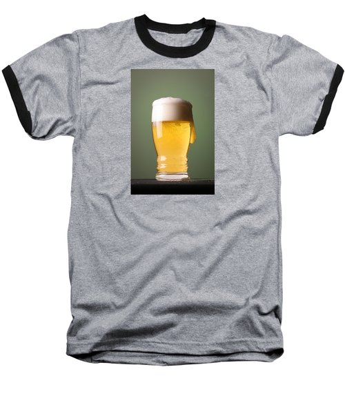 Lager Beer Baseball T-Shirt