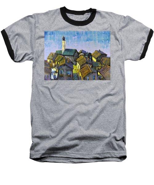 Lago   Caldonazza Baseball T-Shirt