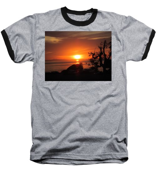 Laguna Beach California Feb 2016 Baseball T-Shirt