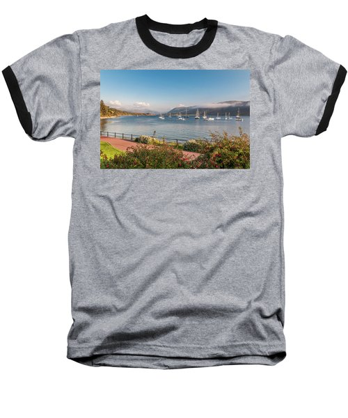 Baseball T-Shirt featuring the photograph Gulf Of  Ullapool  - Photo by Sergey Simanovsky