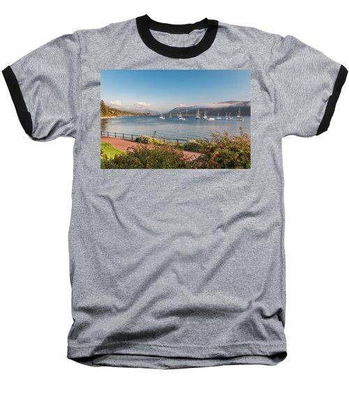 Gulf Of  Ullapool  - Photo Baseball T-Shirt