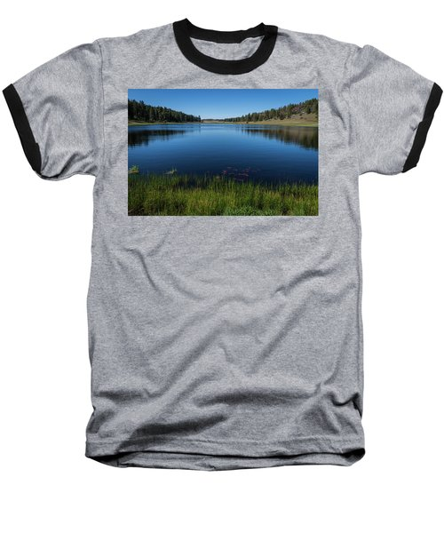 Laguna Meadow Lake Baseball T-Shirt