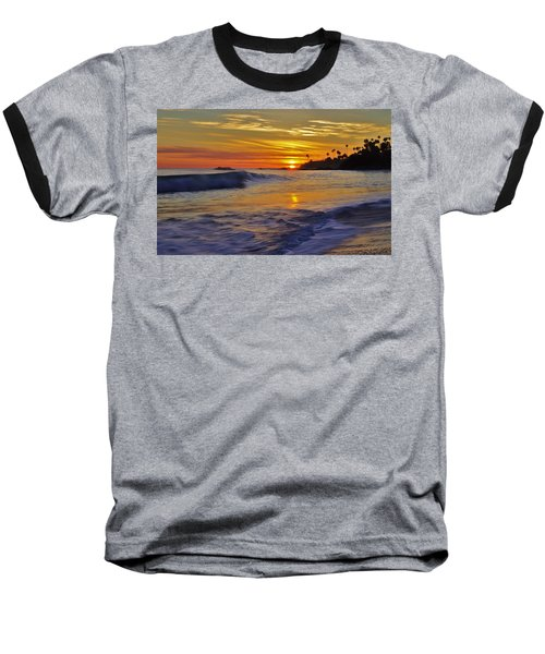 Laguna's Last Light Baseball T-Shirt