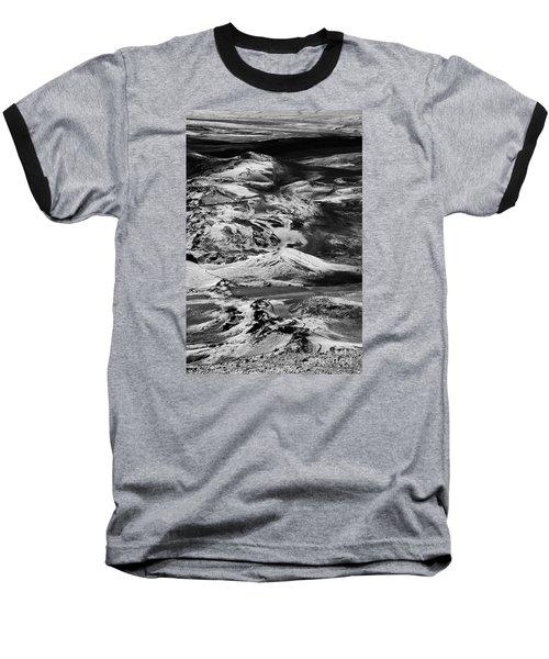 Lakagigar Iceland Baseball T-Shirt by Rudi Prott