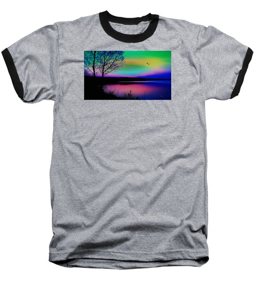 Lake 4 Baseball T-Shirt