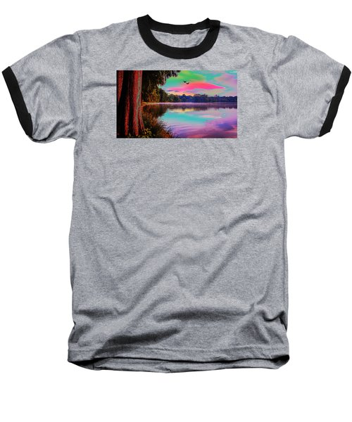 Lake 5 Baseball T-Shirt