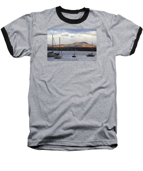 Lake Champlain Baseball T-Shirt