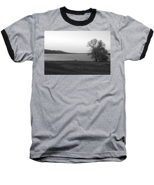 Lake Champlain Baseball T-Shirt by Henri Irizarri