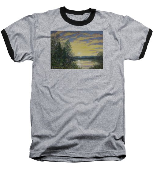 Lake Dawn Baseball T-Shirt