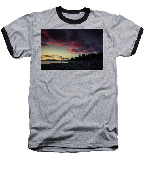 Lake Dreams Baseball T-Shirt