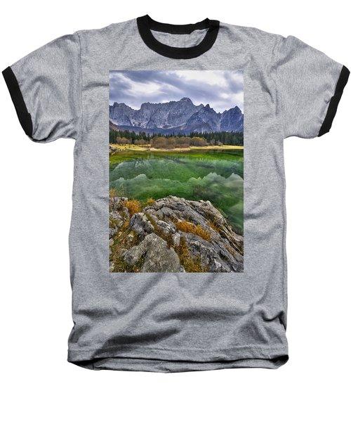 Lake Fusine Baseball T-Shirt