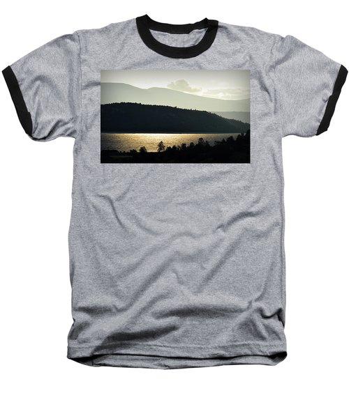 Lake Glimmer Baseball T-Shirt