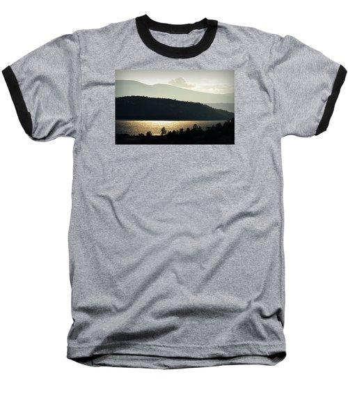 Lake Glimmer Baseball T-Shirt