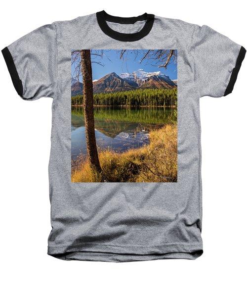 Lake Herbert Reflections Baseball T-Shirt