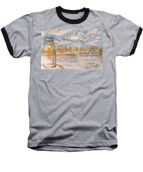 Lake Hopatcong Baseball T-Shirt