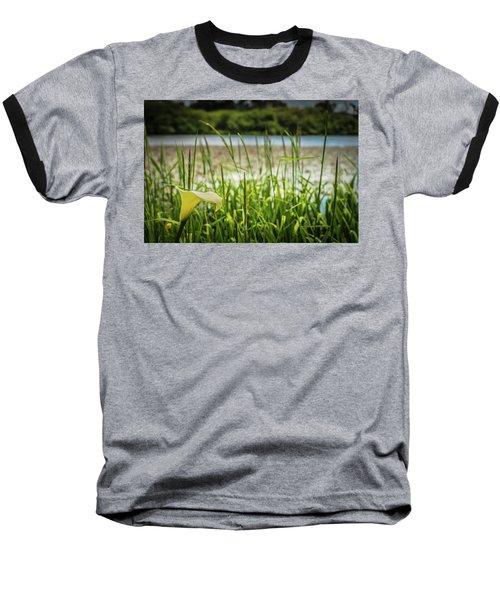 Lake Lily Baseball T-Shirt