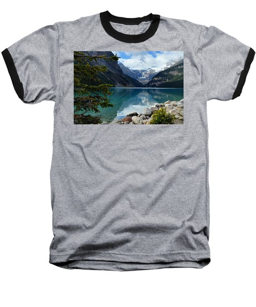 Lake Louise 2 Baseball T-Shirt