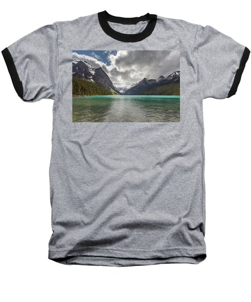 Lake Louise, Banff National Park Baseball T-Shirt