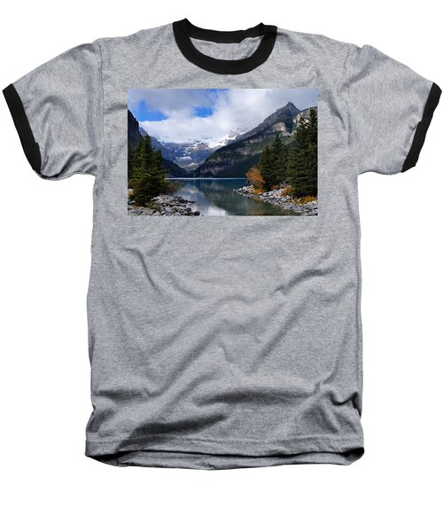 Lake Louise Baseball T-Shirt