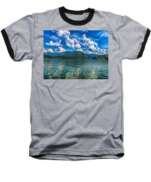 Lake Lure Beauty Baseball T-Shirt