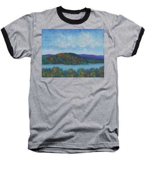 Lake Mahkeenac Baseball T-Shirt