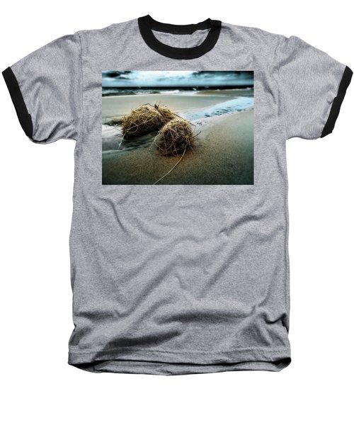 Lake Michigan Tumbleweed Baseball T-Shirt