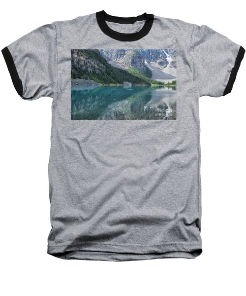 Baseball T-Shirt featuring the photograph Lake Moraine by Patricia Hofmeester