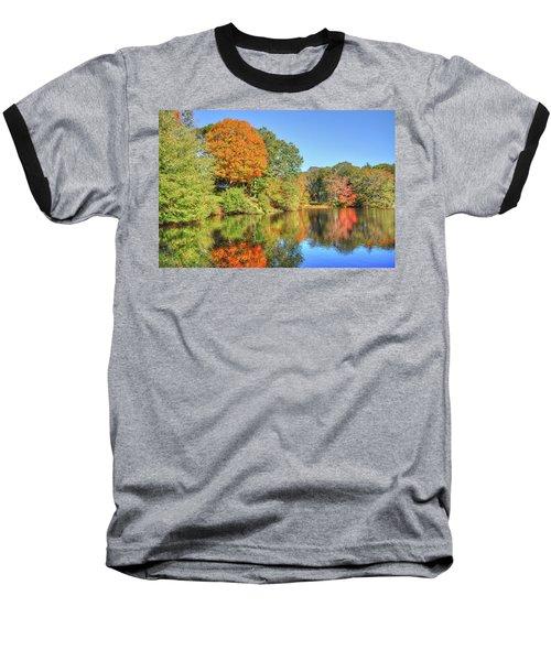 Lake Noquochoke, Dartmouth, Ma Baseball T-Shirt