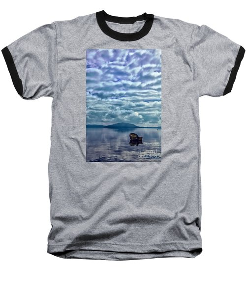 Baseball T-Shirt featuring the photograph Lake Of Beauty by Rick Bragan