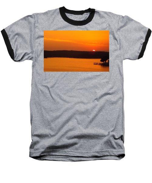 Lake Of The Ozarks 1 Baseball T-Shirt