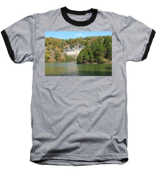 Lake Of The Ozarks Baseball T-Shirt