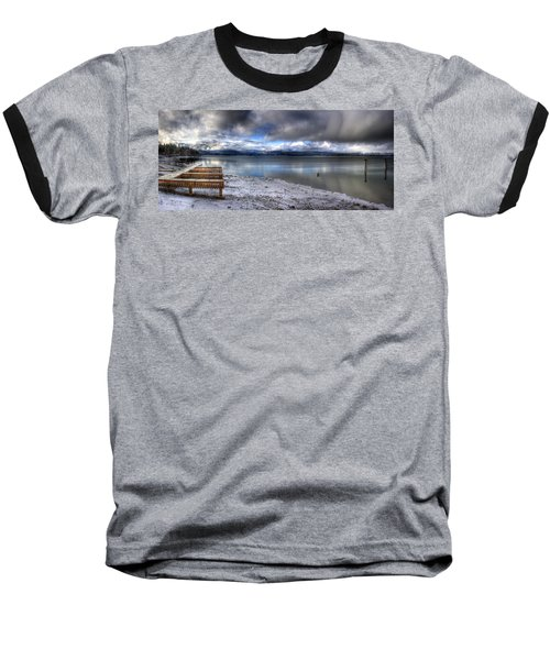 Lake Pend D'oreille At 41 South Baseball T-Shirt