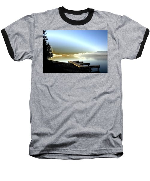 Lake Pend D'oreille Fantasy Baseball T-Shirt