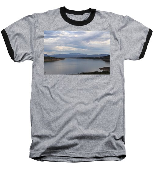 Lake Roosevelt 2 Baseball T-Shirt